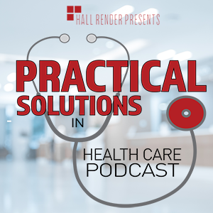 Practical Solutions in Health Care logo in Color