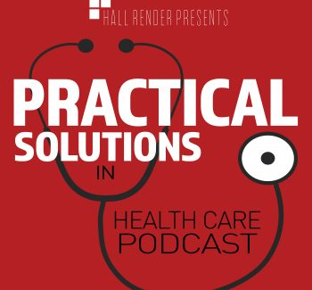 Practical Solutions in Health Care podcast logo